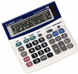 Canon TX-220TS Portable Display  Calculator