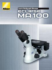 nikon eclipse ma100 inverted metallograph microscope user. Black Bedroom Furniture Sets. Home Design Ideas