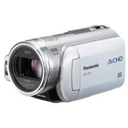 the 3CCD HD video camera