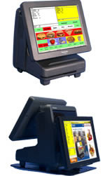 Panasonic 9300 Point of Sale Workstation