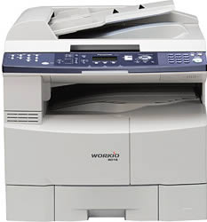 Panasonic DP-8016P Monochrome Office Multifunction