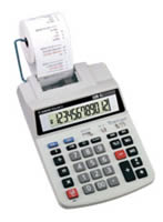 Canon P23-DHII Portable/Palm Printing Calculator