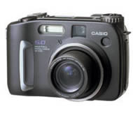 Casio QV-5700 Digital Camera