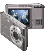 Casio EX-S500EO/GY/WE Exilim Card Digital Camera