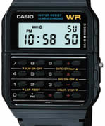 Casio CA53W-1 Databank Watches