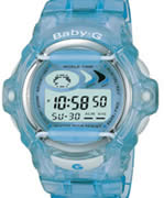 Casio BG169-2V/4V/6V/7V/8V Baby-G Watches