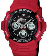 Casio AW591RL-4A G-Shock Watches