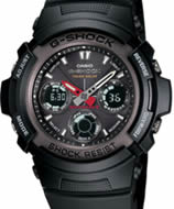 Casio AWG101-1A G-Shock Watches