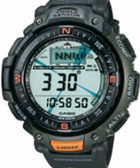 Casio PAG40-3V Pathfinder Watches