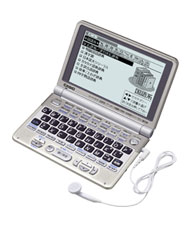 Casio XD-GT6800 Translation Dictionaries