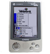 Casio E-105 Pocket PC
