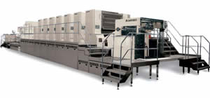 Offset Lithographic Printing Process Overview
