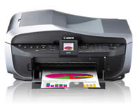 Canon PIXMA MX700 Office All-In-One Printer
