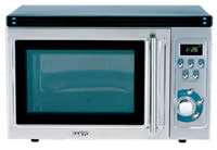 Sanyo EM-Z2100GS Microwave Oven Browner Toasting Oven