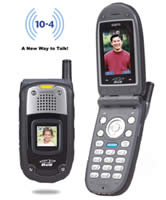 Sanyo SCP-7300 Cell Phone