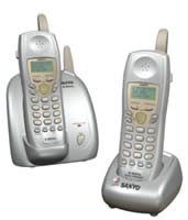 Sanyo CLT-5812 5.8 Ghz Cordless Telephone