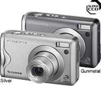 Fujifilm FinePix F20 Digital Camera