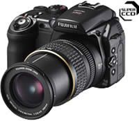 Fujifilm FinePix S9600 Digital Camera