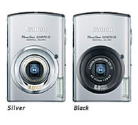 Canon PowerShot SD870 IS Digital Camera