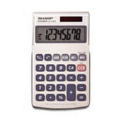 SHARP EL-240SB Basic/Semi-Desktop Calculator