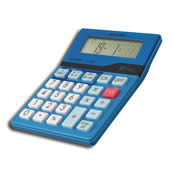 SHARP EL-S50B-BL Basic/Semi-Desktop Calculator