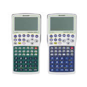 SHARP EL-9900C Graphing and Financial Calculator