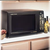 SHARP R-930AW/930AK Convection Microwave Oven