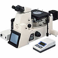 Nikon EPIPHOTO 300U Inverted Type Metallurgical Microscope for Brightfield and Darkfield Observations