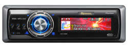 Pioneer DEH-P780MP In-Dash CD/MP3/WMA/WAV Receiver