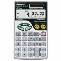 Sharp EL-344RB Calculator