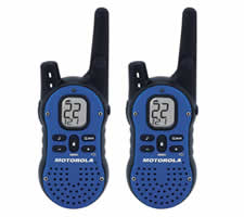 Motorola FV700R Two-Way Radio