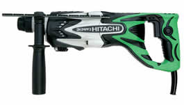 Hitachi DH24PF3 SDS Plus Rotary Hammer