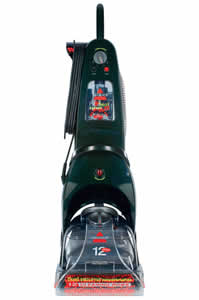 Bissell Proheat 2x Select Pet Upright Deep Cleaner User Manual