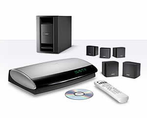 Bose Lifestyle 18 DVD Home Theater System
