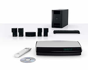 Bose Lifestyle 35 DVD Home Theater System