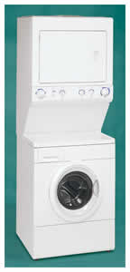 Frigidaire GLGH1642F Washer/Dryer Laundry Center