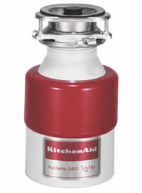 Kitchenaid Kcdb250g Continuous Feed Disposer User Manual