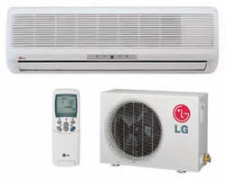 LG LS-L1210HL Single-Zone Air Conditioner