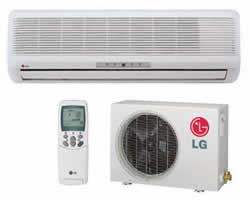 Lg Ls L0910hl Single Zone Air Conditioner User Manual