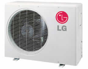 LG LMU240CE Multi-Zone Air Conditioner