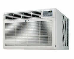 Lg Lwhd2500er Window Air Conditioner User Manual