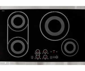 LG LCE30845 Induction Cooktop