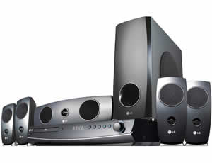 LG LHT854 Home Theater System