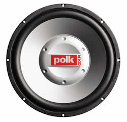 Polk Audio GXR12 Car Subwoofer