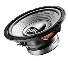 Polk Audio GNX108 Car Subwoofer