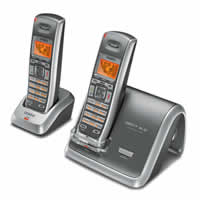 Uniden DECT2060-2 DECT 6.0 Cordless Phones