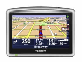 TomTom ONE XL S Car GPS Navigator