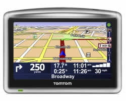 TomTom ONE XL Car GPS Navigator