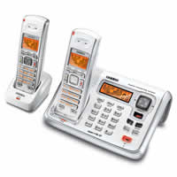 Uniden DECT2085-2W Digital DECT 6.0 Answering System