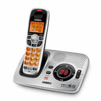 Uniden DECT1580 DECT 6.0 Cordless Digital Answering System